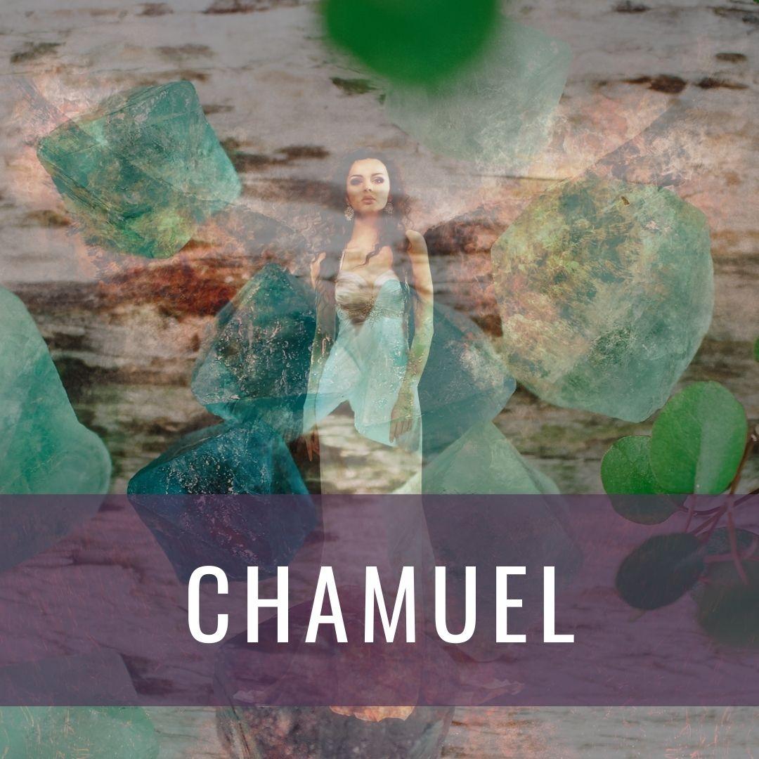 Ärkeängel Chamuel - Kristallakademin