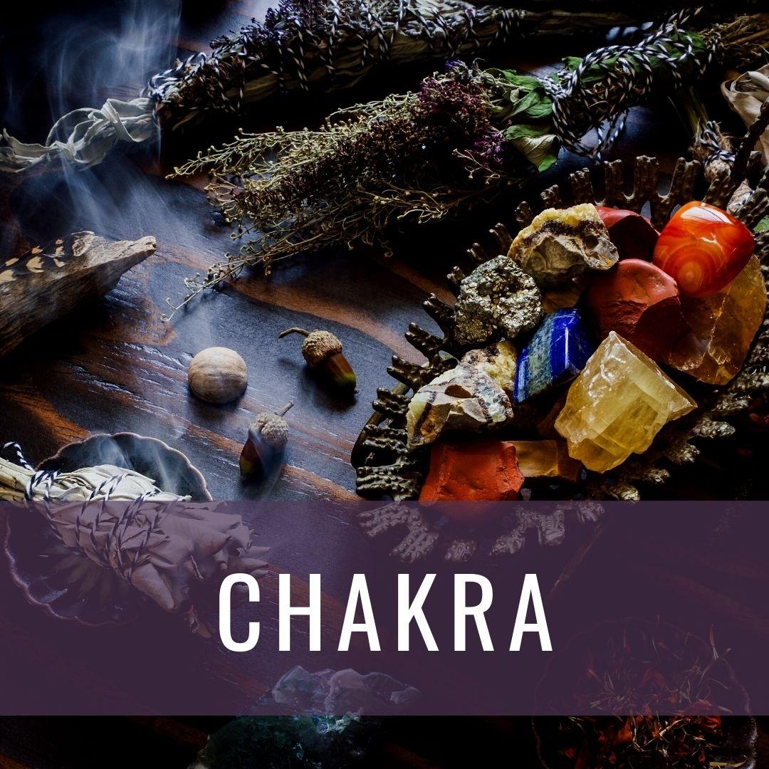 Chakra - Kristallakademin