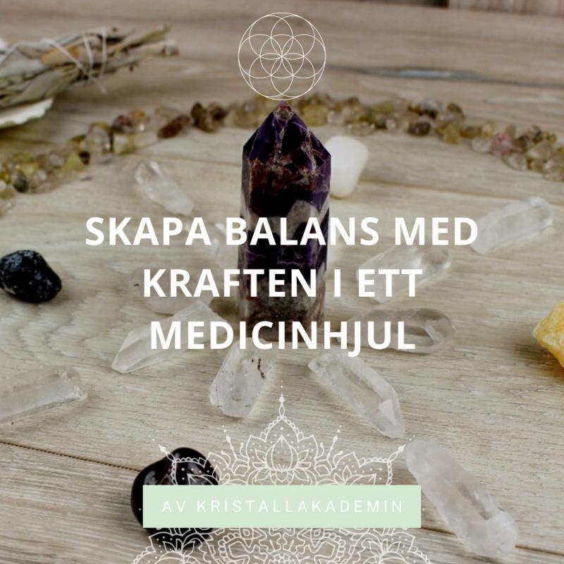 Skapa balans med kraften i ett medicinhjul