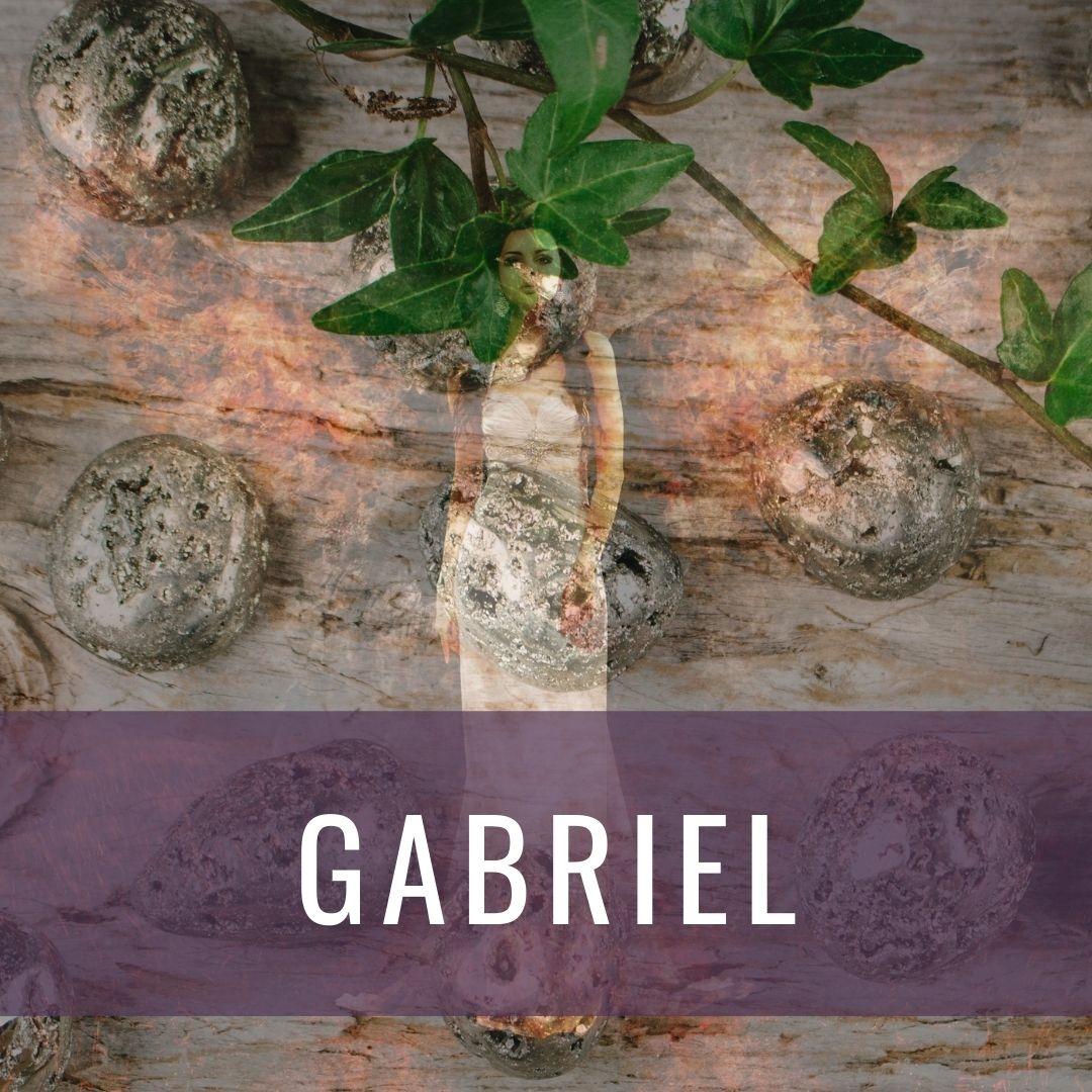 Ärkeängel Gabriel - Kristallakademin