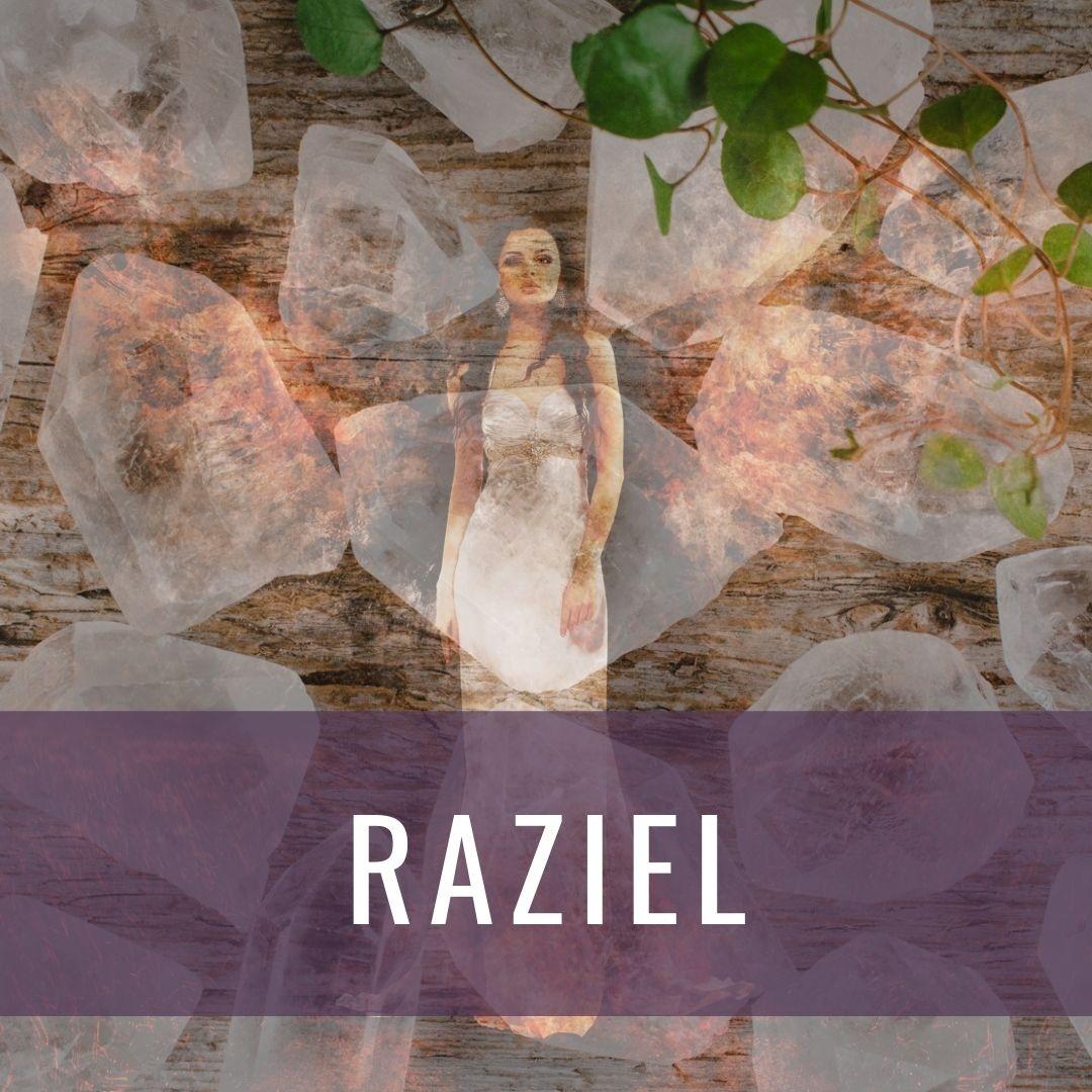 Ärkeängel Raziel - Kristallakademin