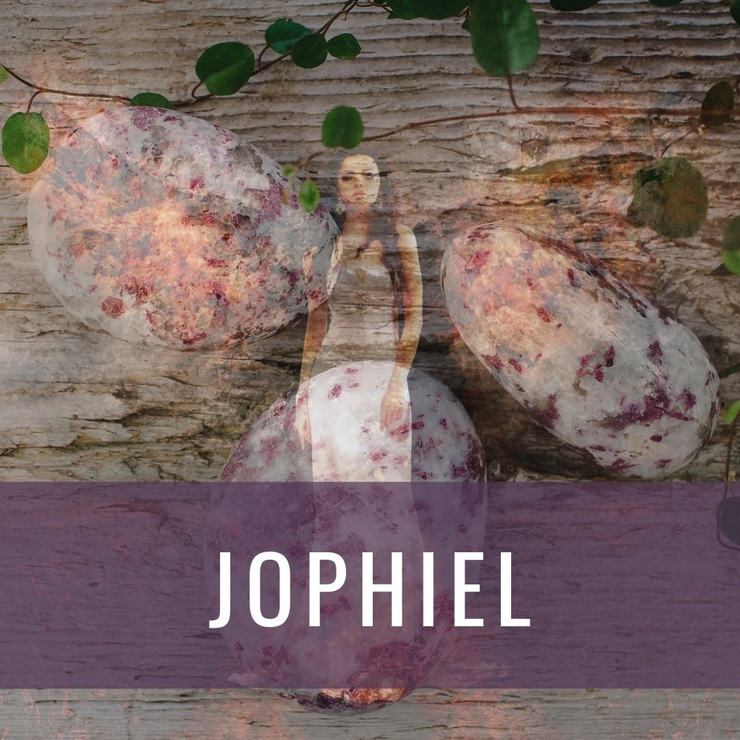 Ärkeängel Jophiel - Kristallakademin