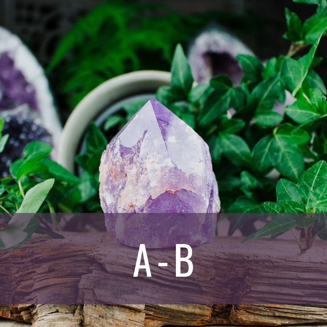 Namn A-B - Kristallakademin