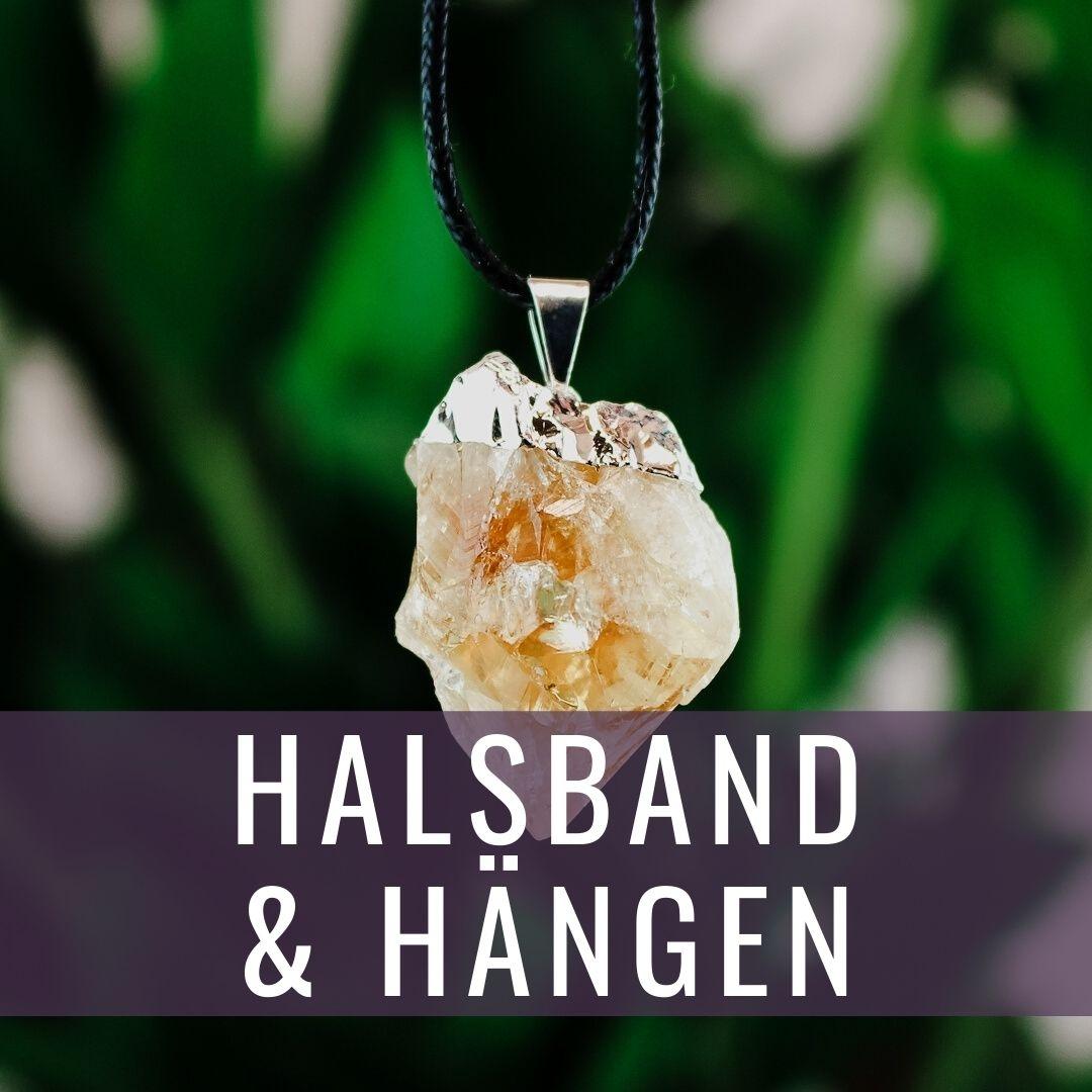 Halsband & hängen - Kristallakademin