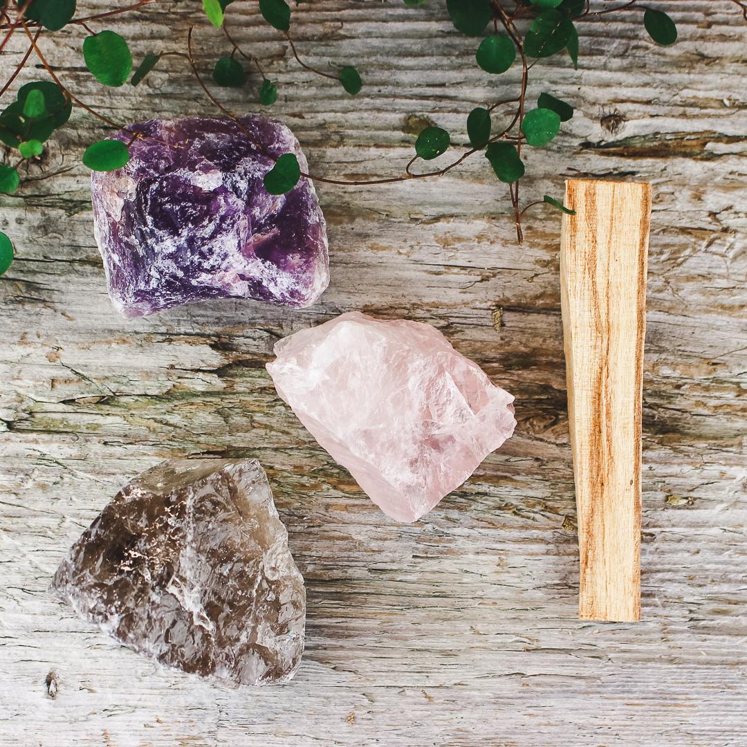 Kristaller för harmoni hemma