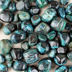 Shattuckit, trumlade stenar