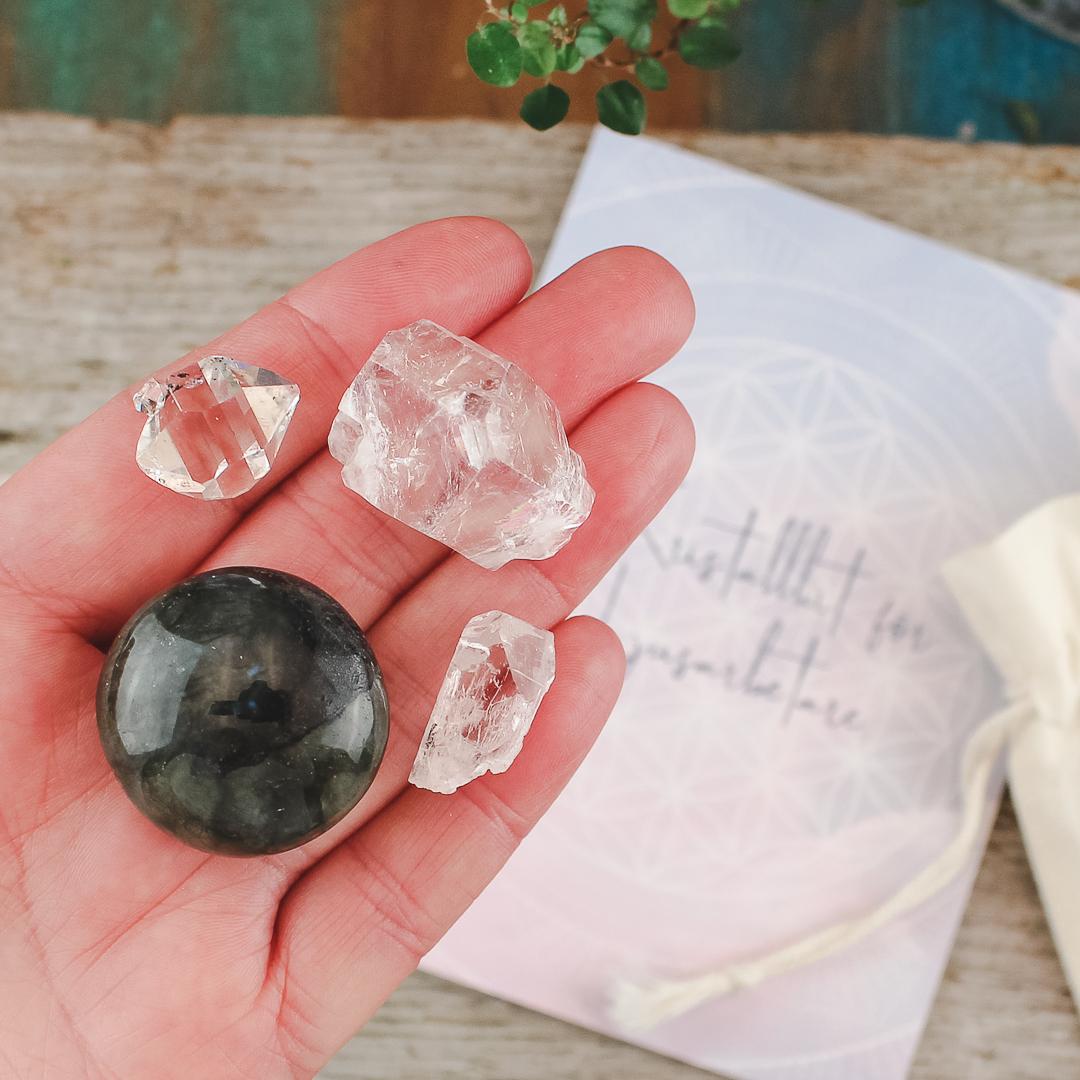 Kristallkit för ljusarbetare
