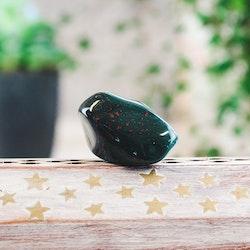 Heliotrop, trumlade stenar