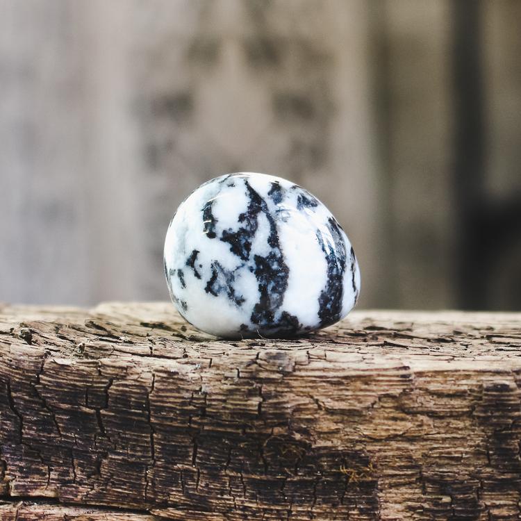 Zebrajaspis, trumlade stenar