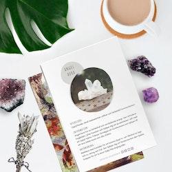 Angel Aura, infokort med egenskaper