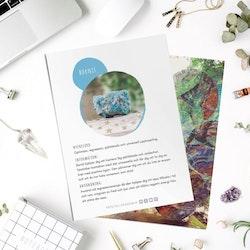 Bornit, infokort med egenskaper