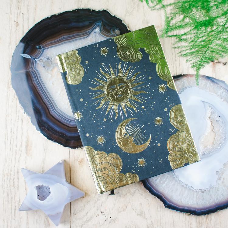 Cocorrina Blank Journal
