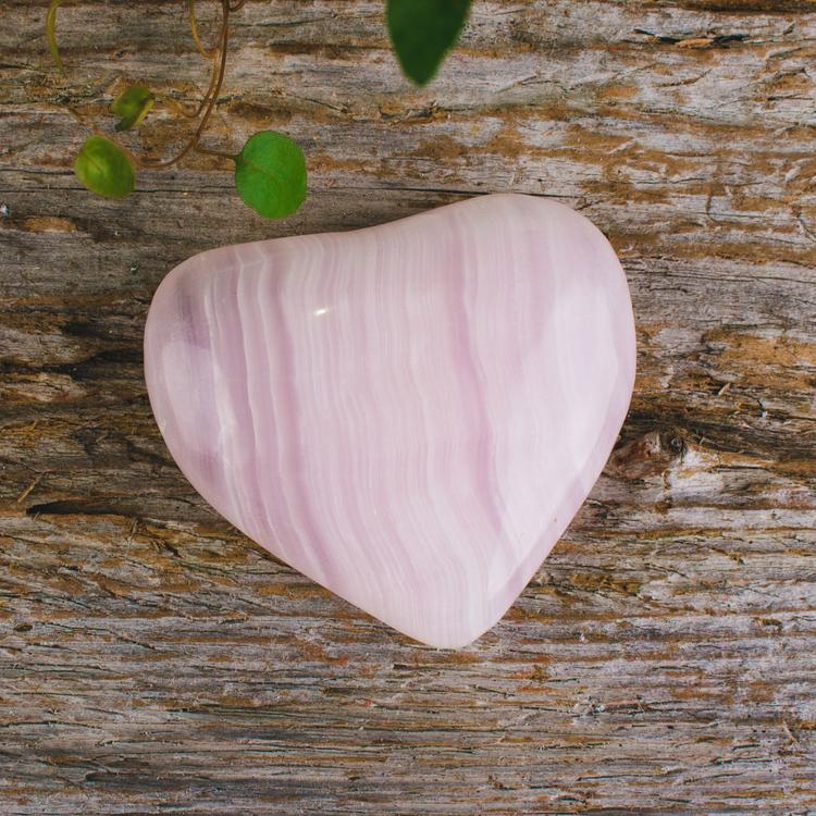 Manganokalcit, hjärta