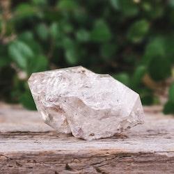 Herkimerdiamant, stora naturliga kristaller