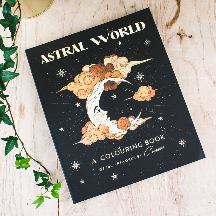 Cocorrina Coloring Book