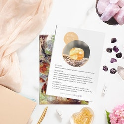Golden Healer, infokort med egenskaper