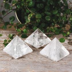 Bergkristall, pyramid