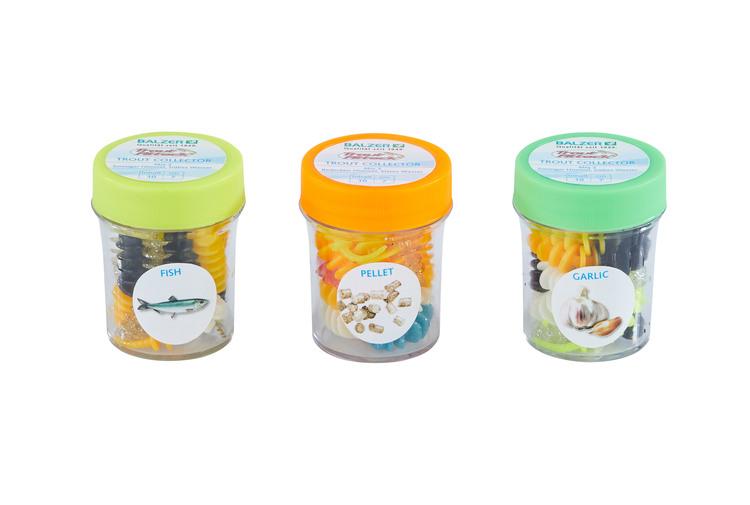 Trout Collector med Fisk doft  5pack