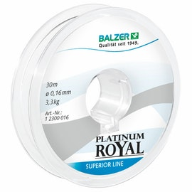 Platinum Royal 30M Tafs material