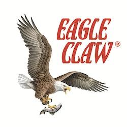 Eagle Claw Soft Bait trekrok med tafs. 3-Pack