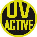 Screw in pike med 4 olika vikter, UV-active 5 pack