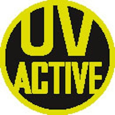 Clone Shad UV Abborre