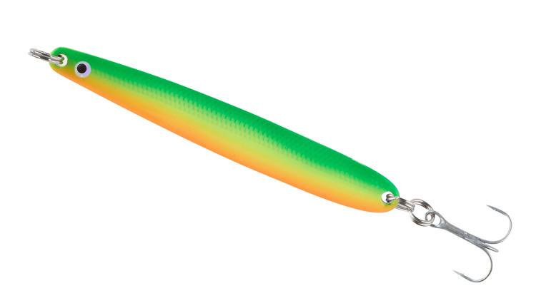 Colonel Z Seatrout II Rainbow med Mustad krok UV-Active