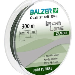 Iron Line 4 Catfish 300m Camo