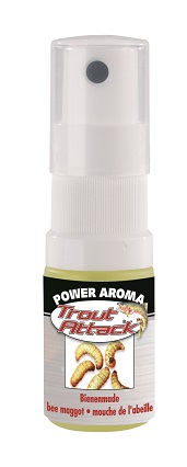Trout attack Aromspray 5-pack