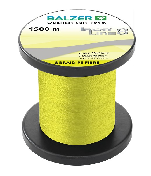 Iron Line 8 Spin yellow 1500m