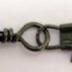 Lekande med Interlock Svart 100 Pack