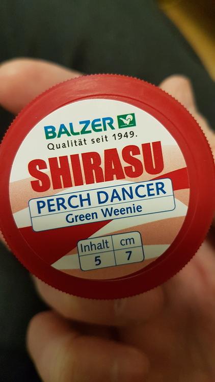 Shirasu Perch Dancer    5 pack á 5 st