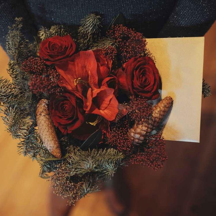 Blomsterprenumeration julgåva