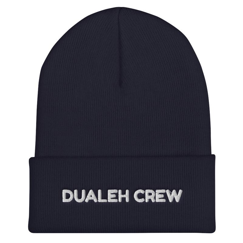 Dualeh crew Cuffed Beanie