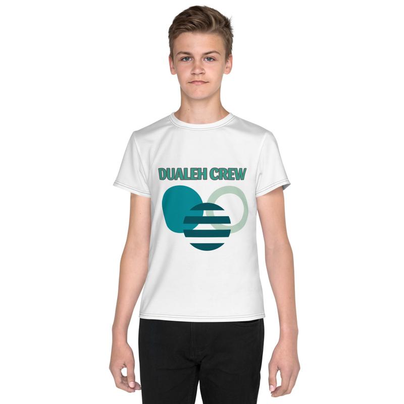 Dualeh crew neck t-shirt