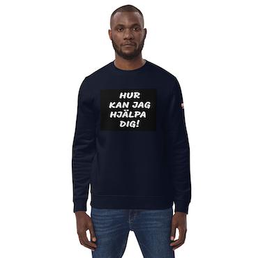 Dualeh crew Unisex eco sweatshirt