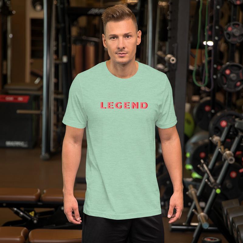 Dualeh crew Short-Sleeve Unisex T-Shirt