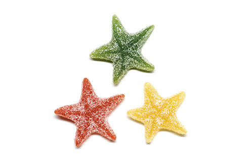 Supersura Sjöstjärnor