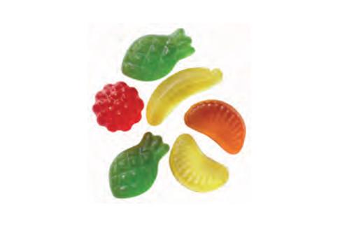 Sockerfria Tropiska Frukter