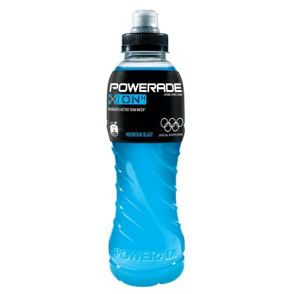 Powerade Mountain Blast 50cl
