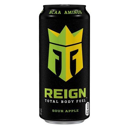 Reign Energy Sour Apple