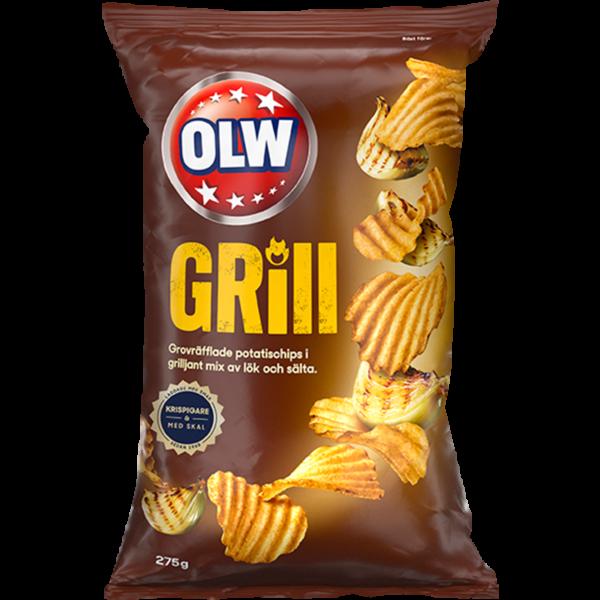 OLW Grillchips 175g