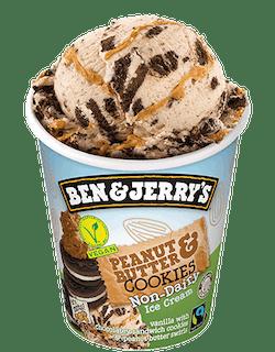Peanut Butter & Cookies (Vegan)