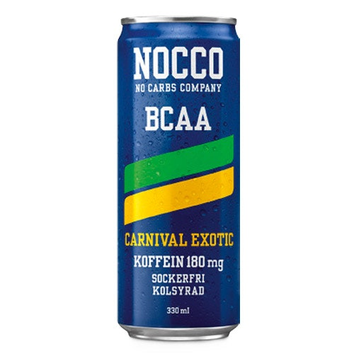 Nocco Carnival Exotic 33cl