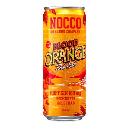 Nocco Blood Orange Del Sol 33 CL
