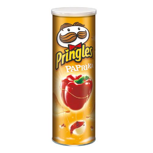 Pringles Sweet Paprika 200g