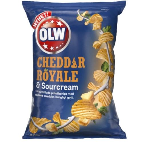 OLW Cheddar Royale 175g