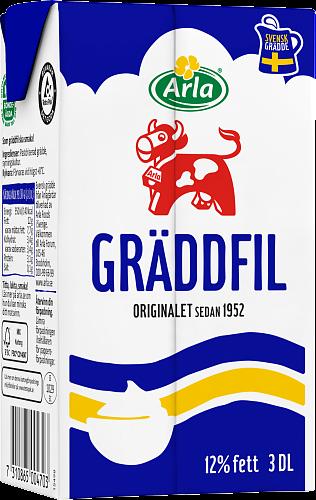 Arla Ko® Gräddfil 12% 3 dl