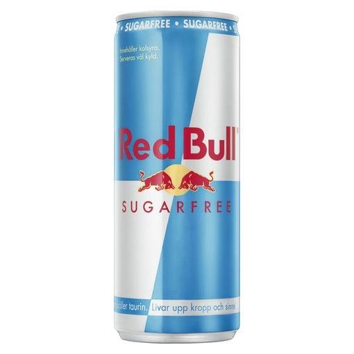 Redbull Sugarfree 25cl