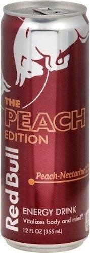 Redbull Peach 25cl
